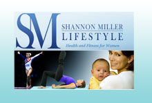 Help Shannon Miller Combat Childhood Obesity