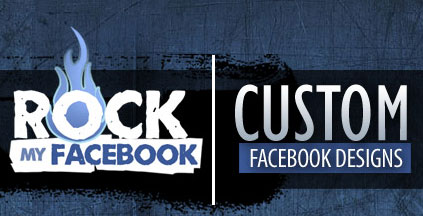 Rock My Facebook - Custom Facebook Pages